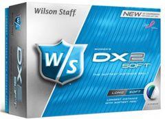 Printed Wilson DX2 Soft Golf Balls - Ladies  | Best4SportsBalls