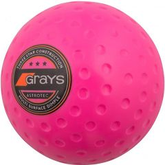 Grays Astrotec Yellow Printed Hockey Balls | Best4SportsBalls
