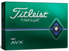 Titleist AVX printed golf balls | Best4SportsBalls
