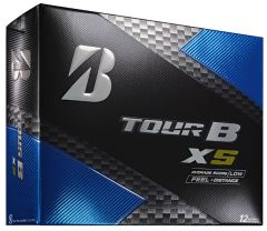 Bridgestone Tour B-XS printed golf balls   Best4Sports Balls