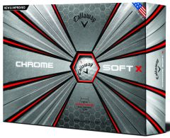 NEW Callaway Chrome Soft X | Best4Sportsballs