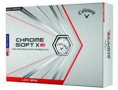 Callaway Chrome Soft X LS golf balls | Best4Balls
