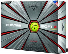 NEW Callaway Chrome Soft X | Best4balls