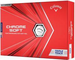 Chrome Soft Triple Track (printed)