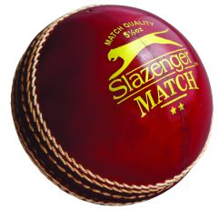 Printed Slazenger Match cricket balls | Best4SportsBalls