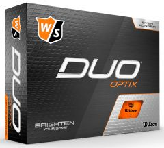 Wilson Duo Optix Orange | Best4Balls