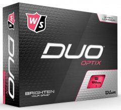 Wilson Duo Optix Pink | Best4Balls