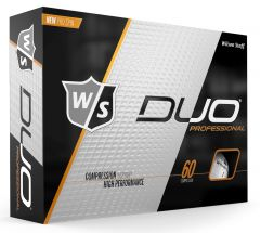 Wilson Duo Professional golf balls | Best4Balls