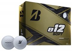 Bridgestone e12 Soft printed golf balls   Best4Balls