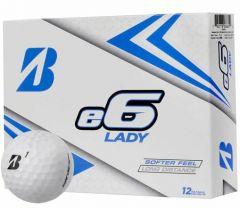 Bridgestone e6 Lady printed golf balls | Best4SportsBalls