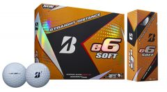 NEW Bridgestone E6 Soft Golf Balls Printed | Best4SportsBalls