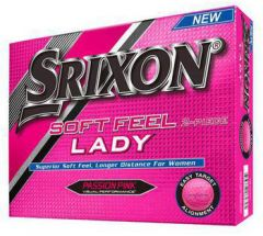 Lady Soft-Feel - Passion Pink  | Best4Balls