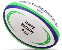 Gilbert Generic Printed Rugby Balls | Best4SportsBalls