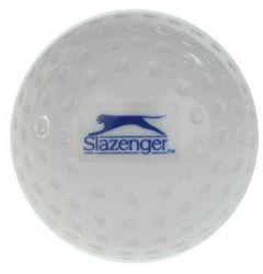 Printed Slazenger White Hockey Ball | Best4Balls