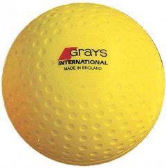 Grays International Yellow Hockey balls | Best4SportsBalls