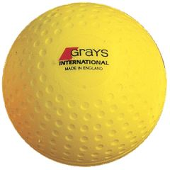 Grays International Yellow Printed Hockey Balls | Best4SportsBalls