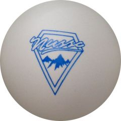 Logo Printed Non-Branded White Table Tennis Balls | Best4SportsBalls