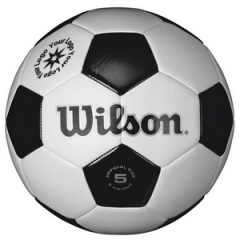 Wilson Traditional Football Logo Printed | Best4Balls