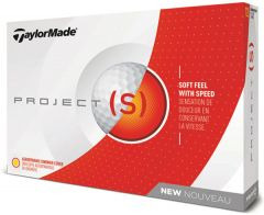 TaylorMade Project s printed golf balls | Best4SportsBalls