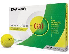 Taylormade Project (a) High Visibility Golf Balls | Best4Balls