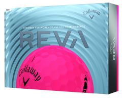 Callaway Reva Rose personalised golf balls   Best4SportsBalls