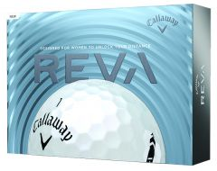 Callaway White Reva golf balls | Best4Balls