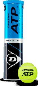 Dunlop ATP Printed Tennis Balls | Best4Balls