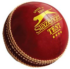 Slazenger Test Printed cricket ball | Best4Balls