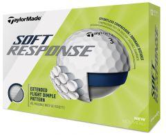 Printed TaylorMade Soft Response golf balls | Best4SportsBalls