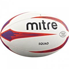 Mitre Squad Rugby Ball - Size 3 | Best4SportsBalls