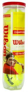 Tube of Wilson Championship tennis balls | Best4SportBalls