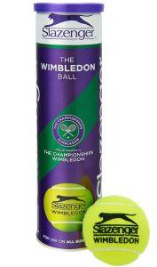 The Wimbledon Printed Tennis Balls | Best4SportsBalls