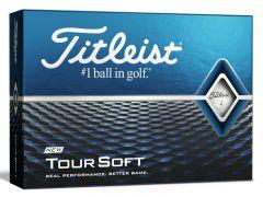 Printed Titleist Tour Soft Golf Balls | Best4SportsBalls