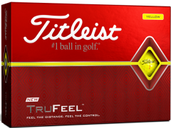 Printed Titleist TruFeel golf balls | Best4SportsBalls