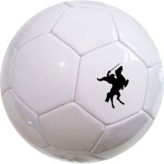 Non branded white promotional football - Best4sportsballs