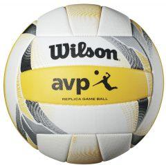 Logo Printed Wilson AVP replica volleyball | Best4SportsBalls